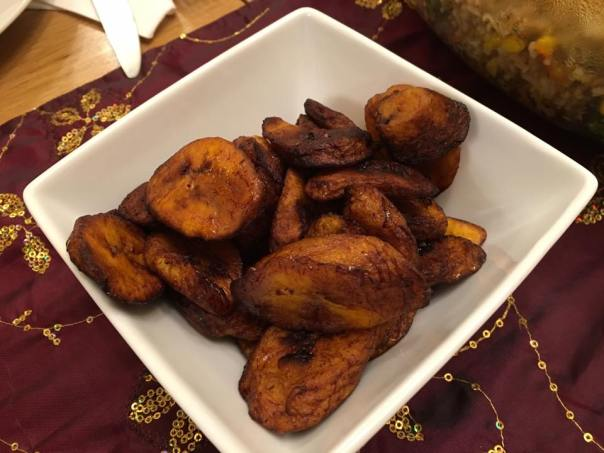 Plantain for Wedding Taster