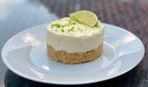 Lemon and Lime Cheesecake (No Bake)