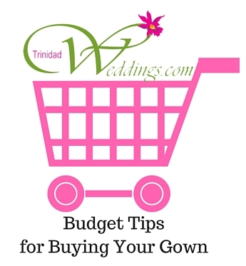 Budget Tips for Buying Your Gown