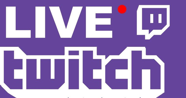 JOIN ME TODAY ON TWITCH!