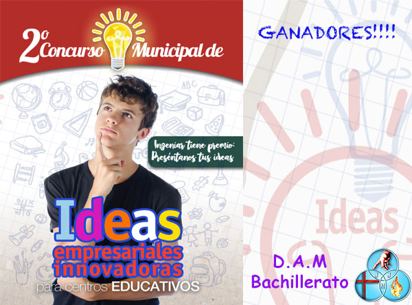 Ganadores concurso ideas empresariales