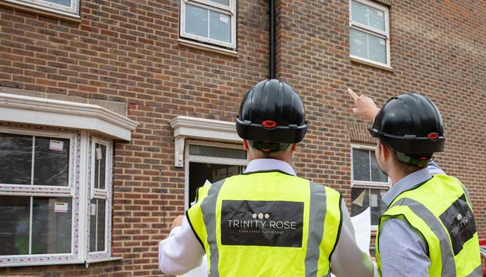 Commercial Property Management - Trinity Rose