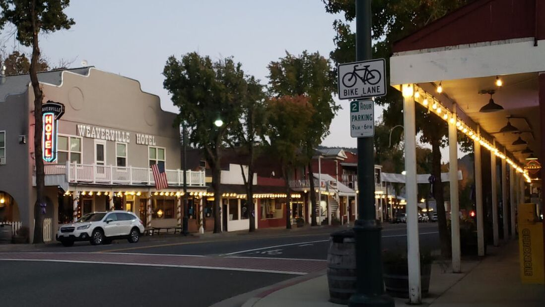 lights on main street article what