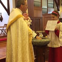 Baptism Connolly