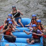 Whitewater Rafting at RYM