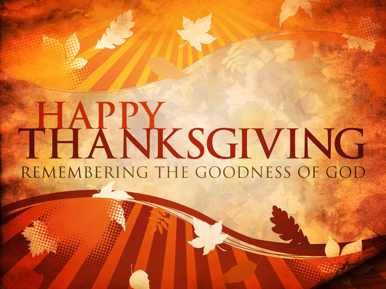 Thanksgiving Day Proclamation Holy Trinity Catholic Church