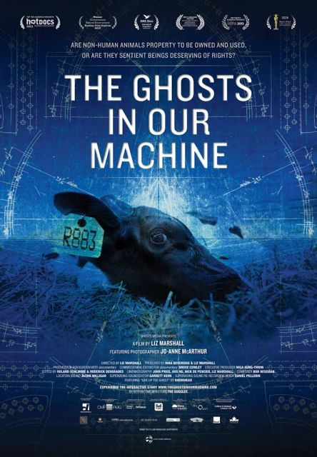 Poster art High Res Compressed 8.5x11 Global Animal Industries   the Ghosts in Our Machine