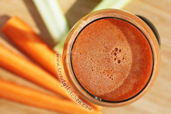 Carrot & Ginger Zinger