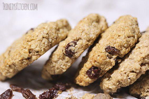 Spicy nutmeg cookies by Trinity