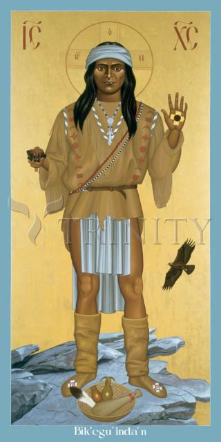The Apache Christ | Trinity Stores
