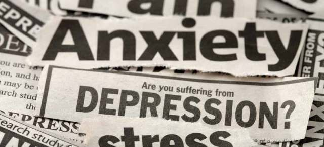 Dealing with Stress and Depression