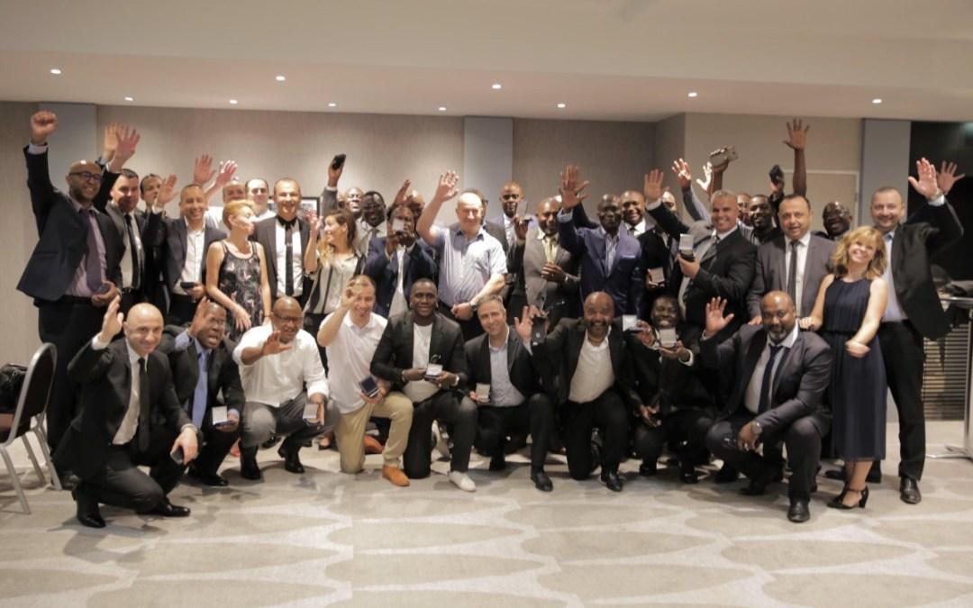 Juillet 2018 : une cinquantaine de collaborateurs du Groupe récompensés pour leur fidélité