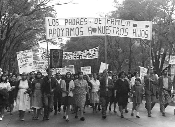 Resultado de imagen para movimiento estudiantil del 68 politécnico