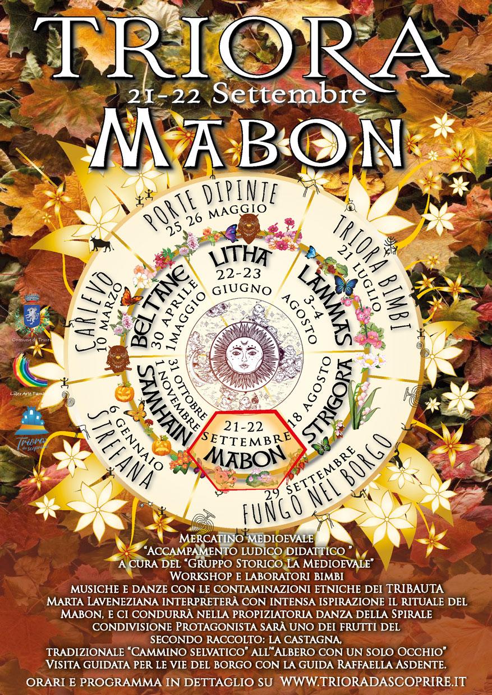 TRIORA MABON 2019 – 21/22 SETTEMBRE