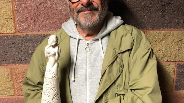 """Paolo Benvenuti riceve il premio """"TRIORA FILM FESTIVAL 2018"""""""