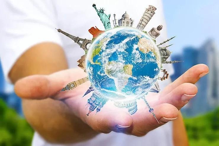 Quel itinéraire pour un Tour du Monde ?