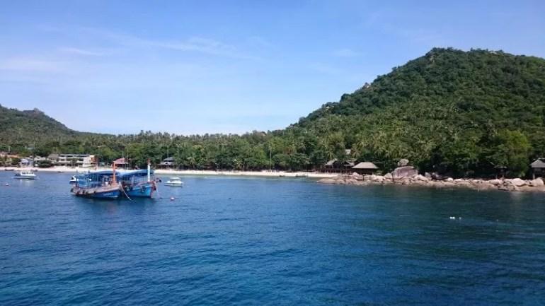 snorkelling thailande