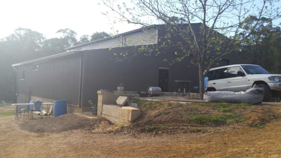 Notre grange