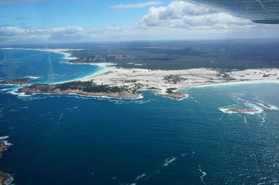 cape-national-park-from-plane