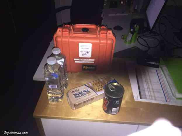 Mon kit de survie