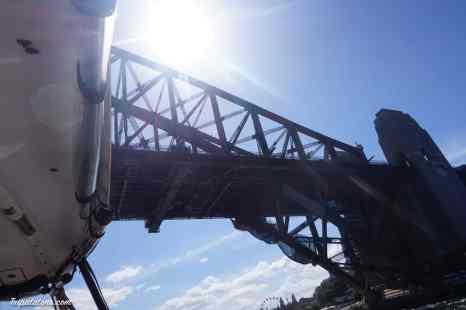 Sous Harbour Bridge