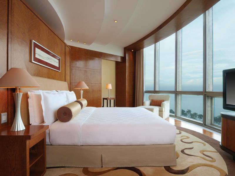 Hyatt Regency Hotel And Casino Manila Philippines