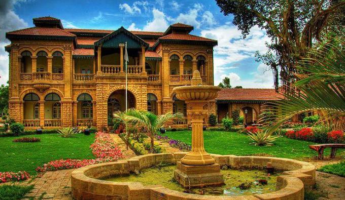 Quaid e Azam House
