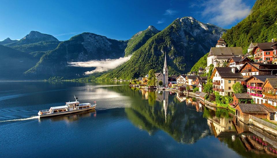Hallstatt Best Places to Visit in Austria
