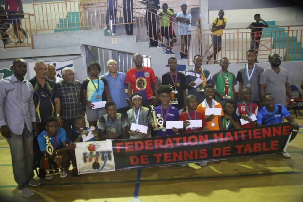 Le MJSAC applaudit l'organisation de Haïti Open 2019 et affirme sa foi aux athlètes d'Haïti