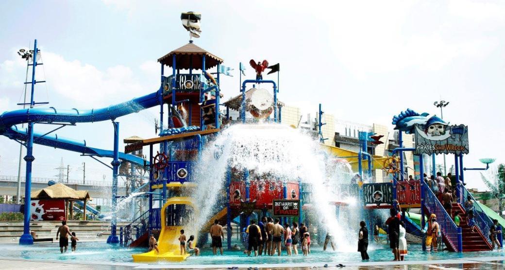 Waterparks In Delhi