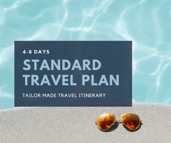 STANDARD TRAVEL PLAN TRIPIC.INFO
