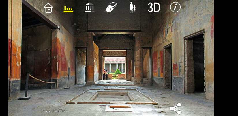 tour Pompeii on your own
