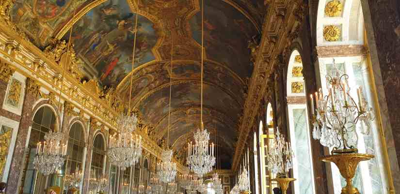 Is Versailles worth it for a short Paris Trip mirror hall