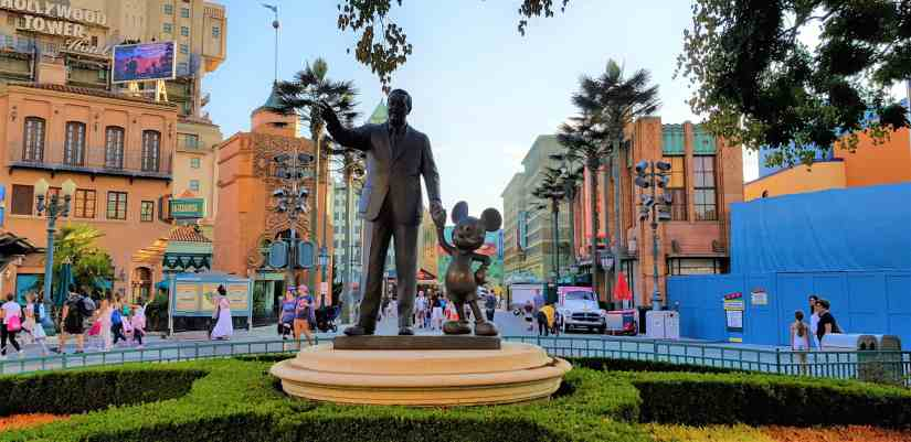 How is Walt Disney Studios in Disneyland Paris