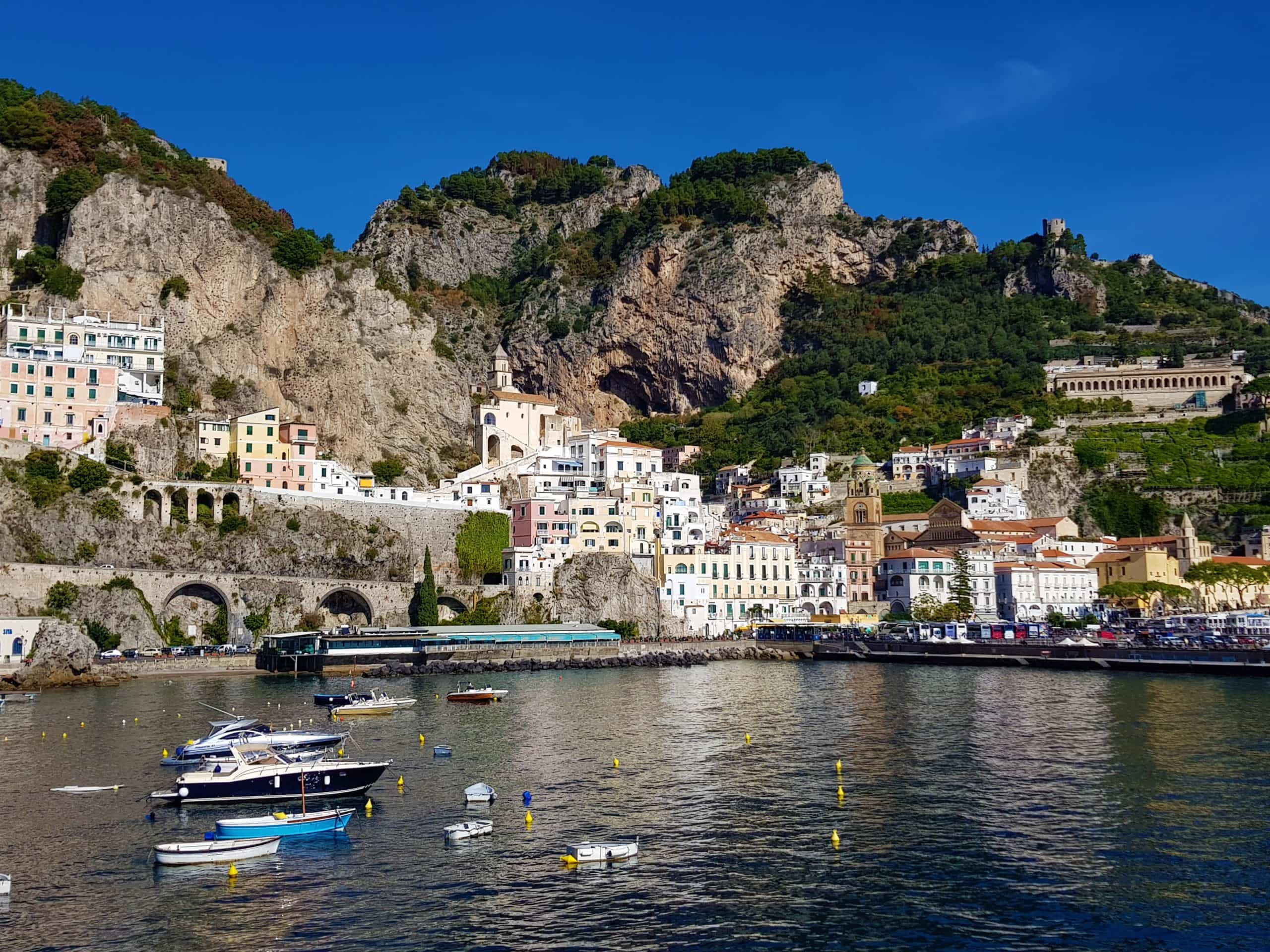 5 very amazing italian Amalfi Coast Towns 1