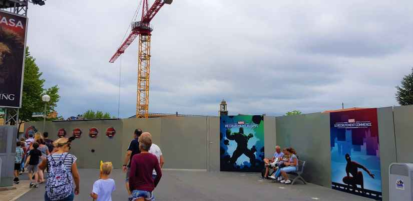 Walt Disney Studios Paris: How is the park? Magical or Mediocre? 16
