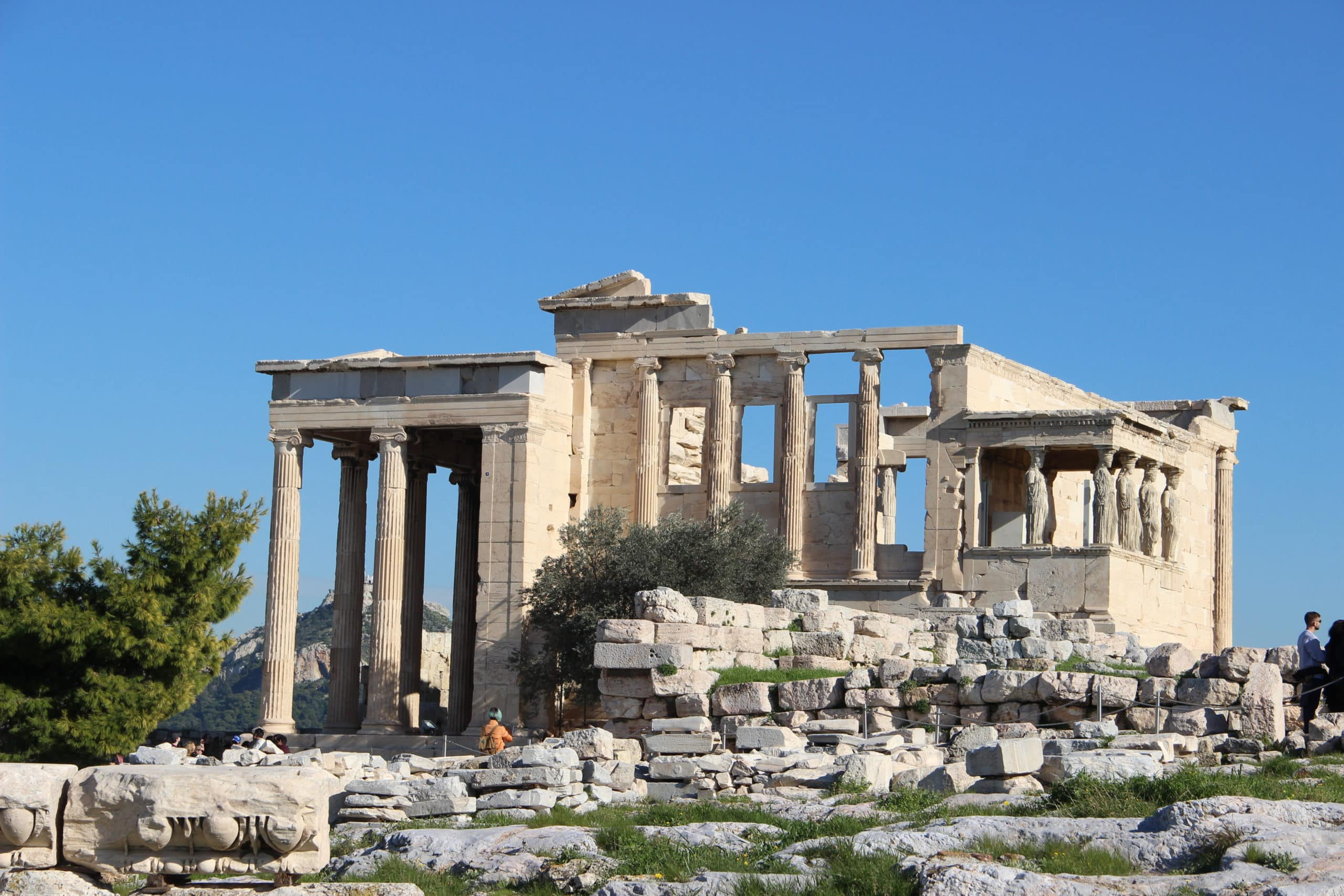 Authentic Ancient Greek Acropolis