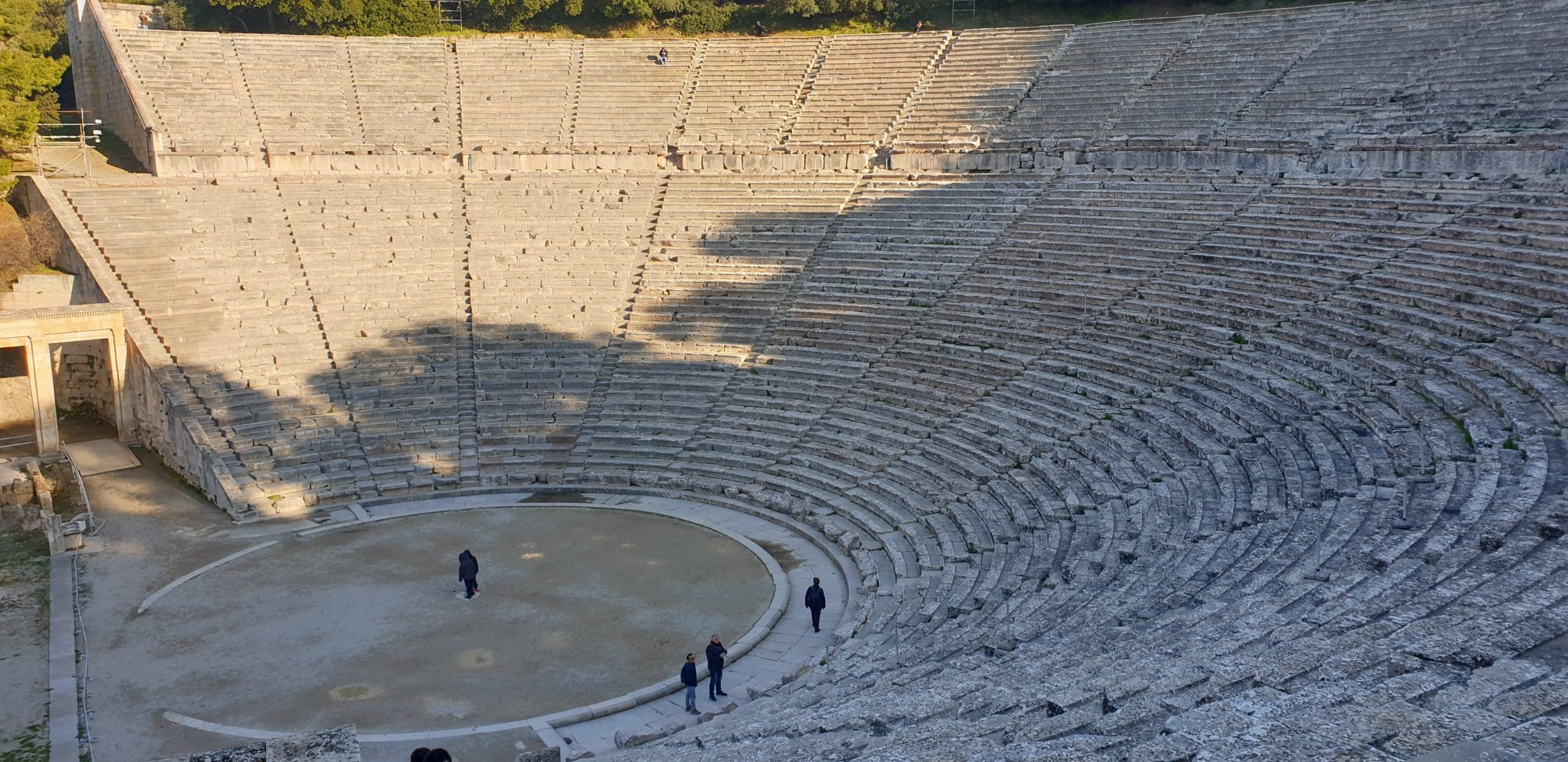 The Remarkable Epidaurus Theater (3)