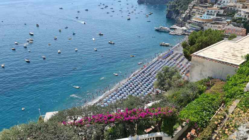 Positano Italy: 10 unforgettable Things to do in Positano & Positano beach 3