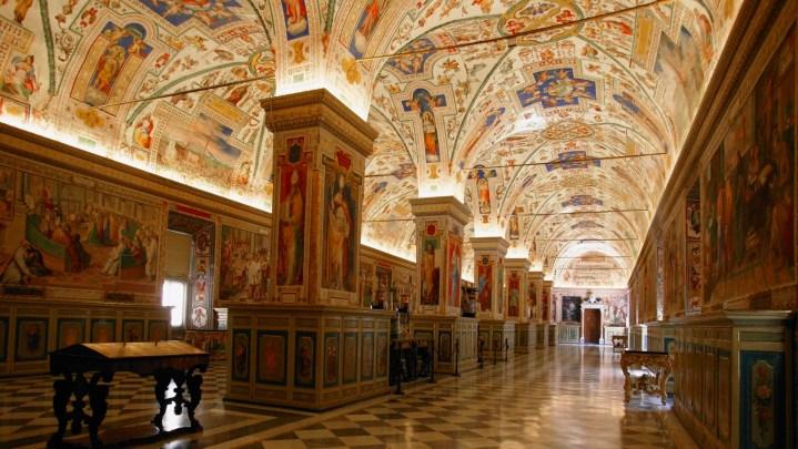 Informazioni per i musei di Roma