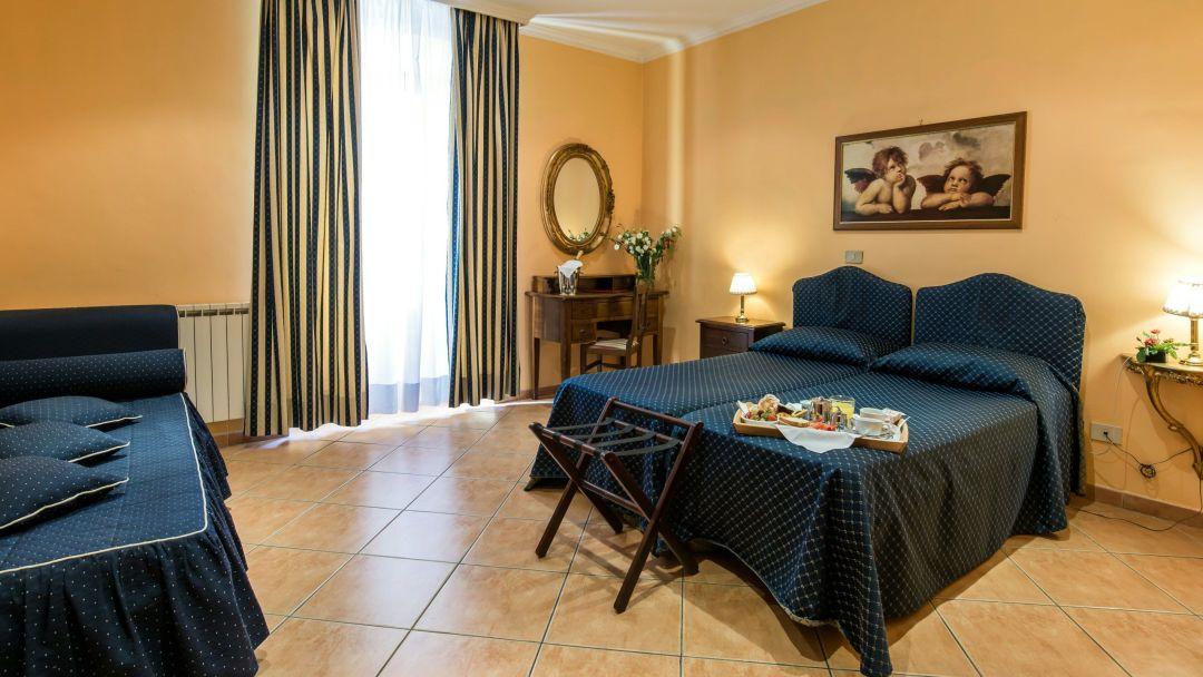 Hotel vicino Roma Termini