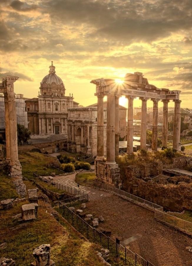 Monumente importante in Roma