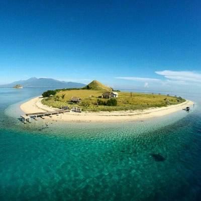 Pulau Kenawa Sumbawa | Trip Jalan Jalan