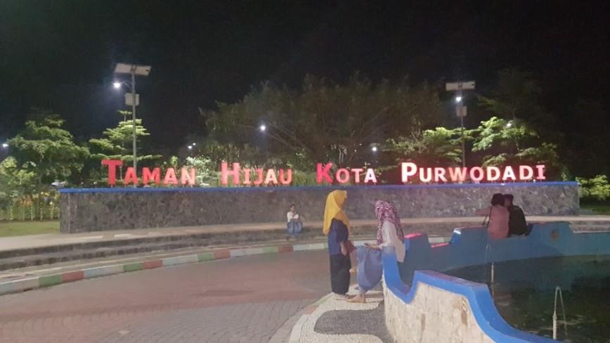 Taman Hijau Purwodadi