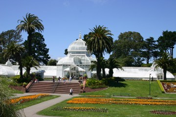 San Francisco - Golden Gate Park Conservatory of Flowers