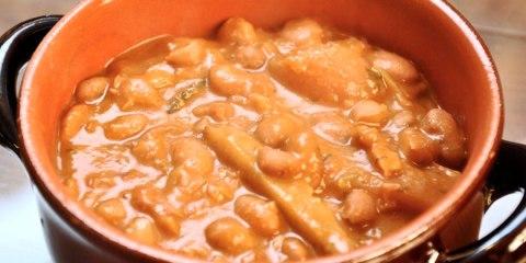 Pasta e fagioli, ricetta veneta