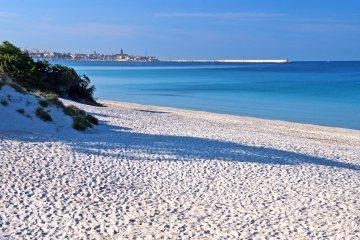 spiaggia maria pia alghero