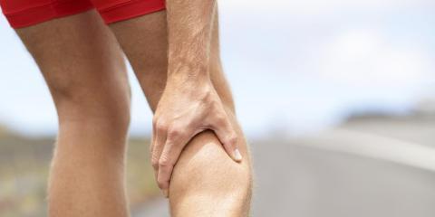dolore gambe post allenamento