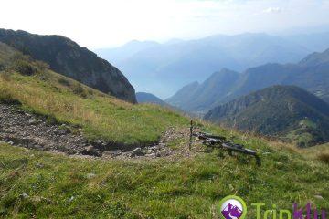 Monte Guglielmo discesa