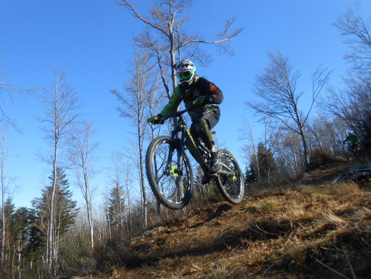 monghidoro trail